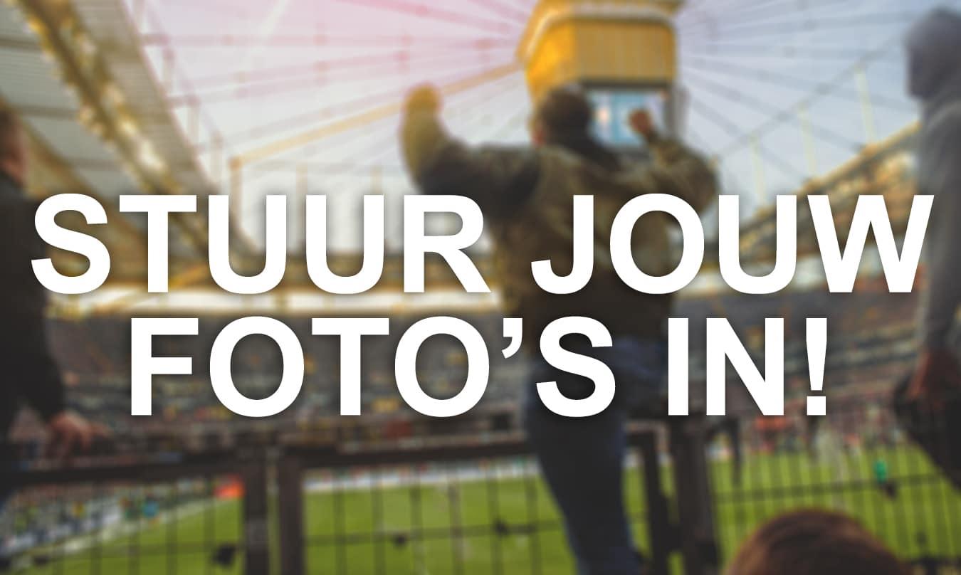 Help Voetbal Ultras – stuur jouw foto's in!