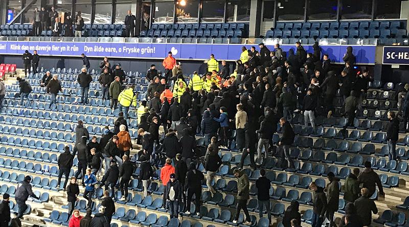 Heerenveen staat clubuitingen van tegenstander niet langer toe in thuisvak